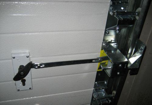 Базовая комплектация гаражных ворот